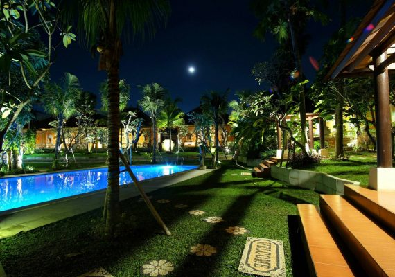 Ubud Hotel & Cottages Malang
